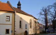 Špitální kostel sv. Ducha