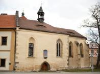 Kostelík Sv.Ducha