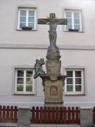 Kalvárie v Mostecké ulici