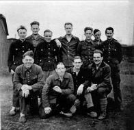 Skupina holandských válečných zajatců