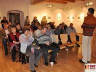 Účastníci vzpomínky na Bohdana Kopeckého
