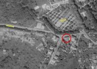 Dům na mapě z r.1953
