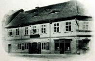 Rodný dům Mikuláše Voigta