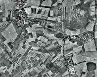 Letecký snímek prostoru dnešního závodu z r.1938