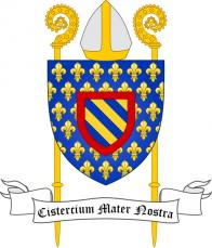Znak řádu cisterciáků.