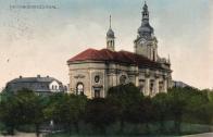 Kostel sv. Mikuláše 1932