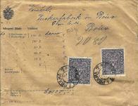 Peněžní dopis.
