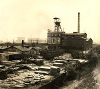 Důl Evžen.