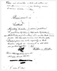 Kopie dopisu
