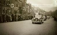 Podjezd nacistů 1939 (?)