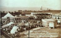 Baráčnická fidlovačka cca 1930