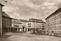 Mezibořská SORELA (socialistický realismus) je příkladem toho lepšího v této epoše architektury