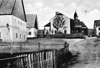 Náves 1905
