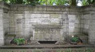 Rodinná hrobka v Berlíně