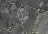 rok 1953-hřbitov se zakládá