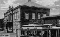 Hotel Weber 1943.