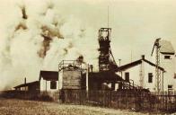 Důl Himmelfurst, požár dolu v roce 1943