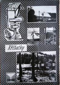 Okénková pohlednice ze 70let