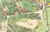 Přesto že se uvádí vznik názvu ulice po r. 1856, na mapě z r. 1842 už takto byla pojmenovaná