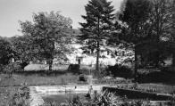 Parková úprava a hospodářství 1944
