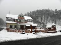 Hospoda u Partyzána-zima 2011.