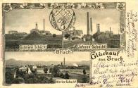 Lomské šachty, Gutmann, Johann a Moritz