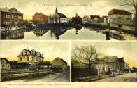 Okénková pohlednice. Nakladatel Wenzel Klausnitzer
