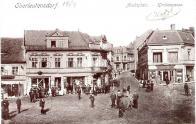 Kirchengasse a Markplatz