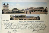 Markplatz kolem r.1920