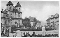 Masarykovo náměstí cca 1925