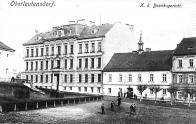 Náměstí,Okresní soud, radnice