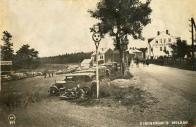 Horní Moldava - místo současného hraničního přechodu