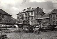 Náměstí Budovatelů 70-80 léta 20.století