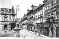 Marxovo náměstí s ulicí Rooseveltovou cca 1920