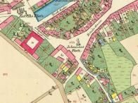 Náměstí Jánské 1842