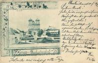 Náměstí Císaře Josefa 1909