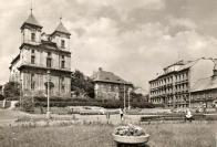 Masarykovo náměstí 60. léta