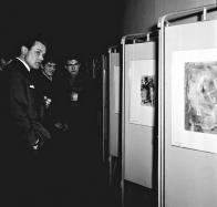 Jediná výstava, kterou František Řehák stačil za svůj krátký život uspořádat, se uskutečnila v březnu a dubnu roku 1966 ve foyer kina Mír v Mostě