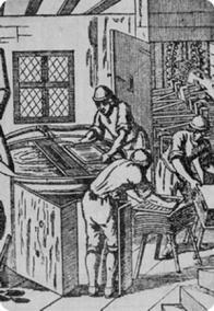 Z historie výroby papíru