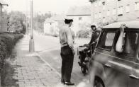PKH pod Koldomem-dopravní hlídka 1970