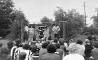 1985 Loučení s Pokrokem, zahradní slavnost
