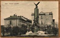 Pomník bojovníků
