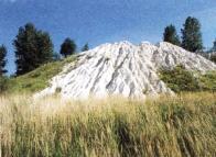 Křemenec na Písečném vrchu
