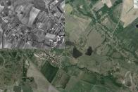 V r. 1953 po rybníku ani vidu, a dnešek