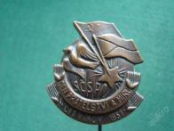 Odznak SČSP Litvínov