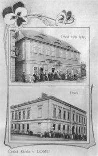 Památná a důležitá událost pro Čechy v Lomu