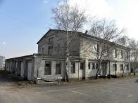 Výkupna surovin založena po skončení těžby někdy v 70. letech využívá některé budovy z bývalého dolu