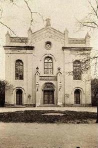 Synagoga v Mostu
