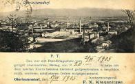 Průmyslová zóna 1905