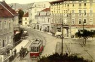 Náměstí Svobody cca 1910